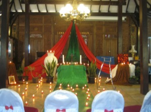 metamorfose pendapa ke ruang ibadah