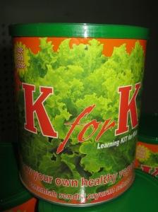 K for K