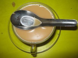 Bebek nyosor kopi