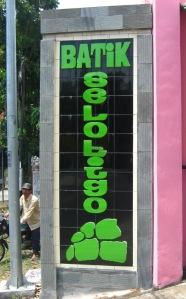 batik selotigo
