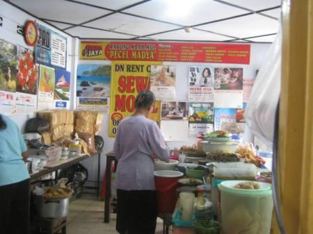 Warung Pecel Madya (mBah Mul)
