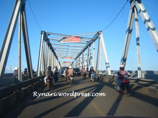 Jembatan Kapuas 1 Pontianak