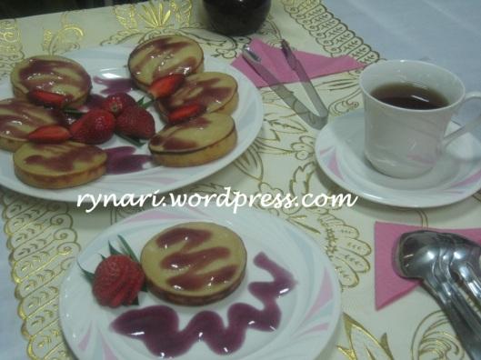 Pancake Tempe