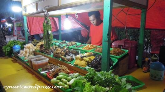 Warung makan Sunda