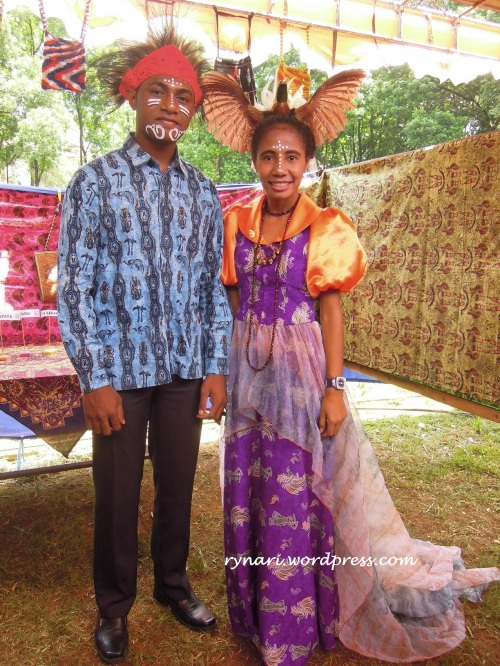 Putra-putri Papua