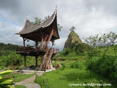 Bukit Takuruang, fokus keindahan