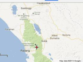 Jalur Padang-Sitinjau Laut-Solok