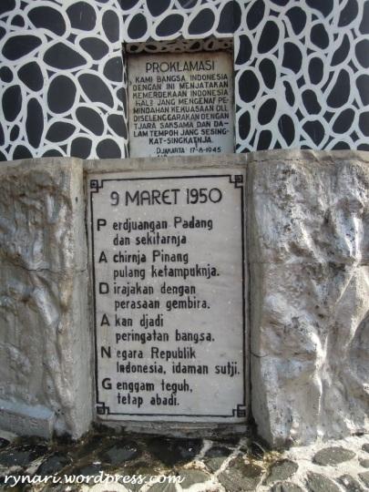 Monumen Perjuangan Padang