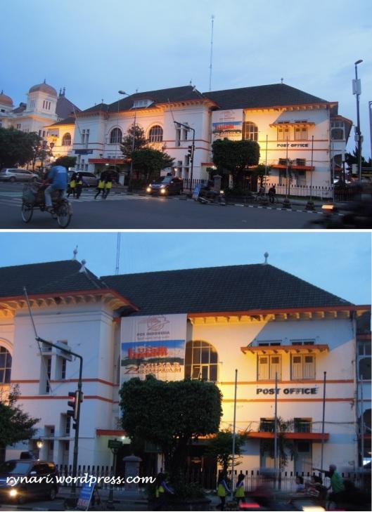 2. Kantor Pos Besar Yogyakarta