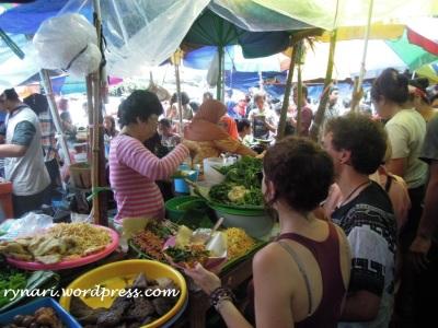 Pecel Pasar Beringharja