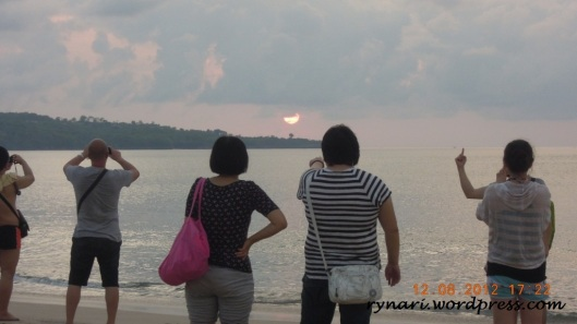 Sunset Hunter (Jimbaran Bali)