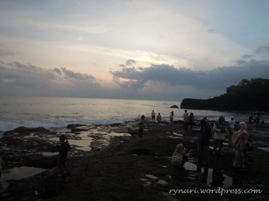 Sunset Hunter (Tanah Lot Bali)