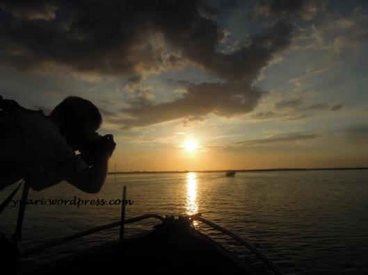 Sunset Hunter (Tanjung Benoa Bali)