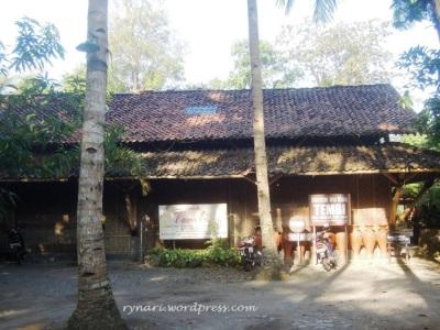 Sekretariat desa wisata Tembi