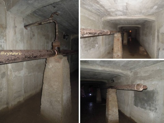 Pipa ruang bawah tanah