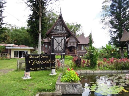 Rumah Tenun Pusako