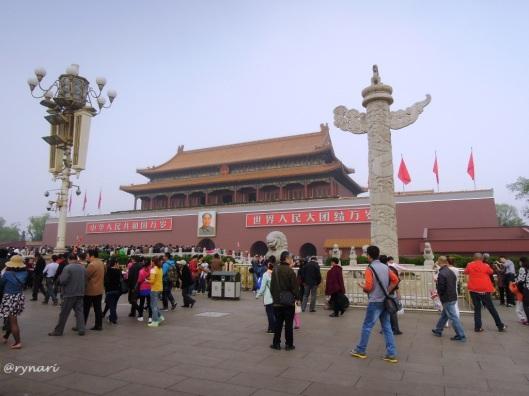 gerbang kota terlarang