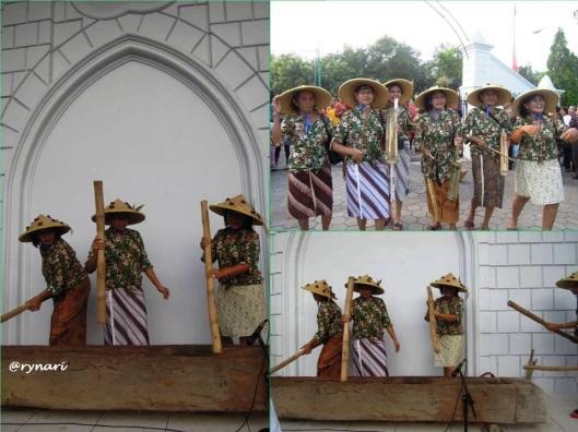 4. Wanodya yu - kotekan lesung