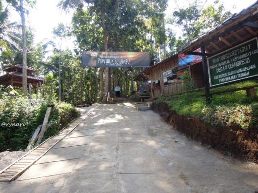 Sekretariat Punthuk Setumbu
