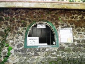 1. Loket Museum Ullen Sentalu