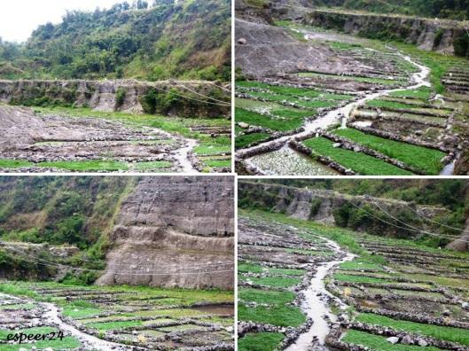 5. arah hulu Dam Kali Apu