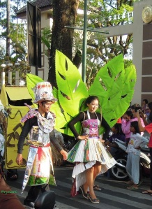3. Pangeran dan putri daun