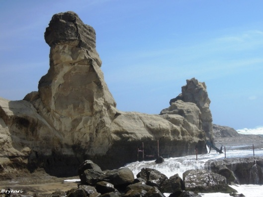 Klayar-Sphinx pemilik seruling