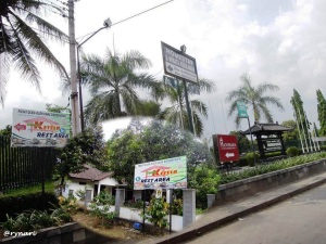 1. Ke Rumah Ketela Borobudur yook