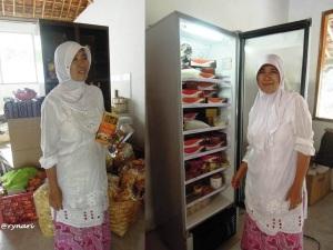 3. Bu Ida dan Rumah Ketela Borobudur
