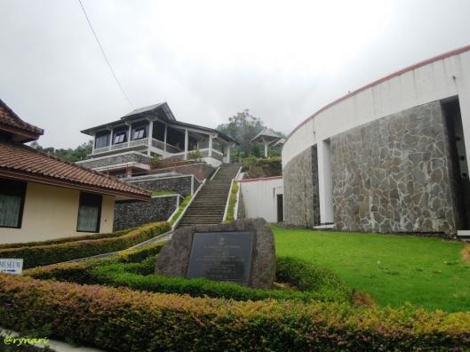 lansekap museum Kailasa