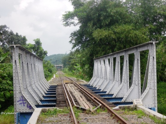 Jembatan KA Tuntang