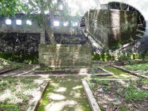 Batu Lintang di Taman Balekambang
