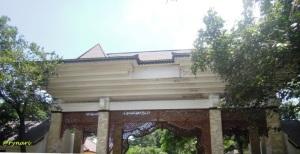 Pintu gerbang utama Taman Balekambang_2