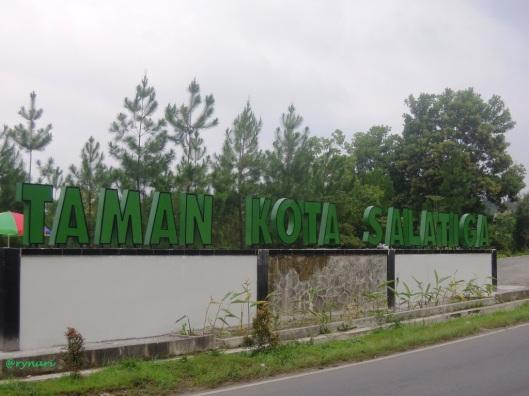 Taman Kota Salatiga