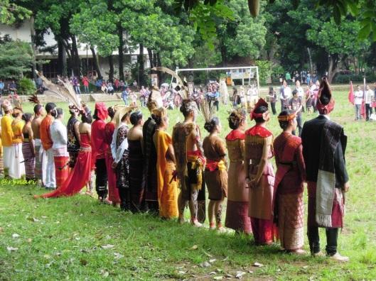 Ikrar Damai-perbedaan budaya sebagai pemersatu