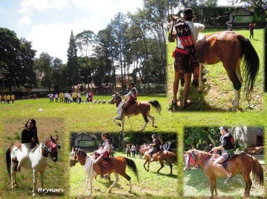 Teruna dan Kuda Sumba