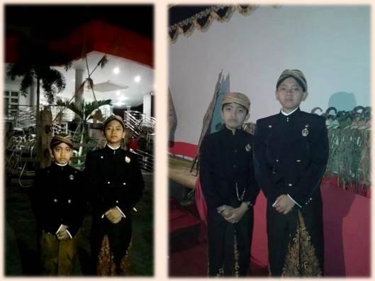 Duo Ki Athan dan Ki Bagas (Foto dari FB Jeng Ika)