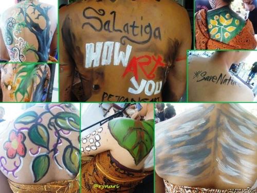 Salatiga how art you-tampak punggung