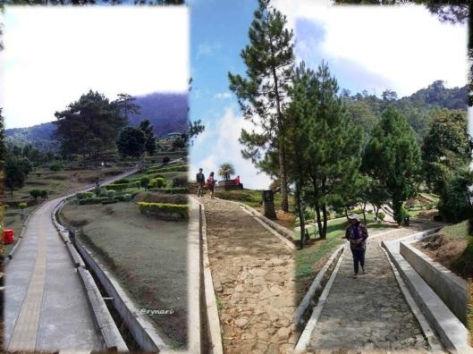 Candi Gedhong Songo - drainase terpuji