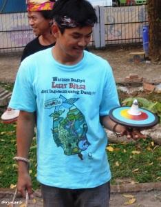 Warisan budaya luar biasa dari Indonesia