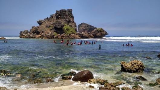 5. Nglambor-snorkeling yook