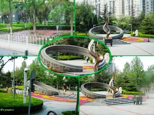 Wulan dan Taman Kota