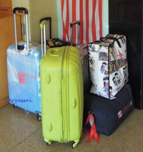 Aneka koper, pilih yang ramah traveler sepuh