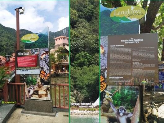 Langkawi Geopark- Kilim-Machinchang-Dayang Bunting
