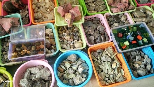 Dari perut bumi Borneo
