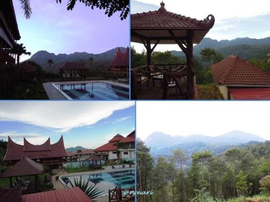 Biru Gunung dari Pujon View