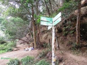 Simpang Batu Tulis - Telaga Pengilon