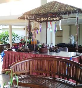 Coffee corner Agrowisata Salatiga
