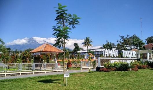 Taman Tingkir - paru-paru Kota Salatiga