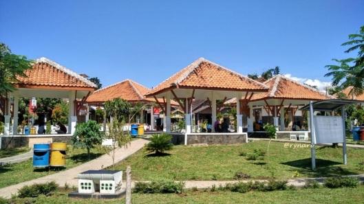 Taman Tingkir- perekat komunitas